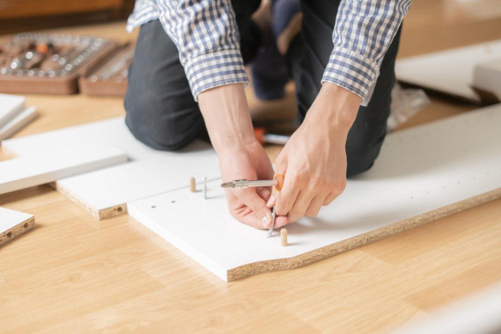 Narzędzia, które trzeba mieć, by złożyć meble