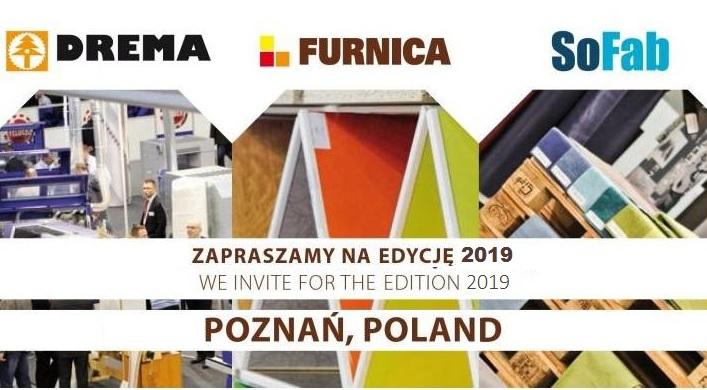Innowacje na targach Furnica i SoFab 2019