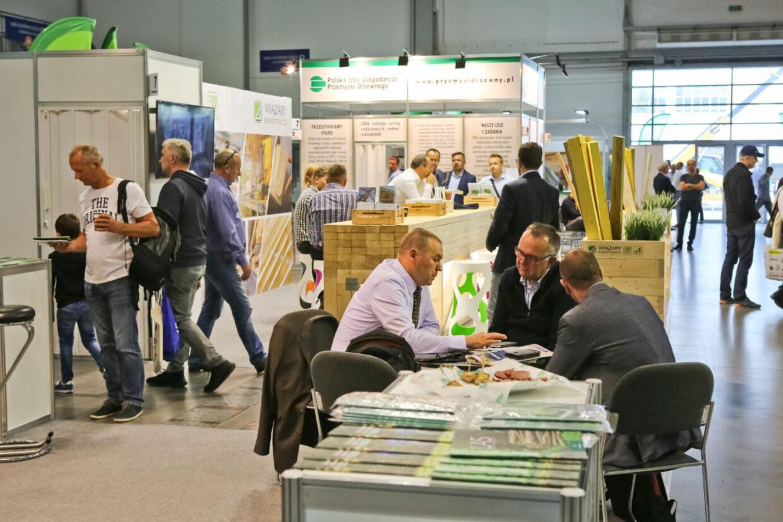 Drewno – materiał doskonały w Pawilonie Promocji Drewna na targach DREMA 2019