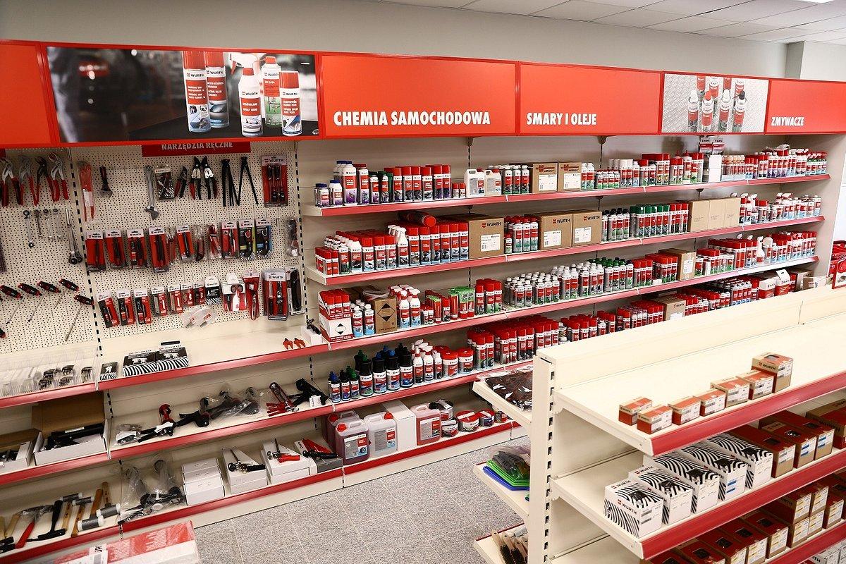 Würth Polska otworzył kolejny sklep w Krakowie