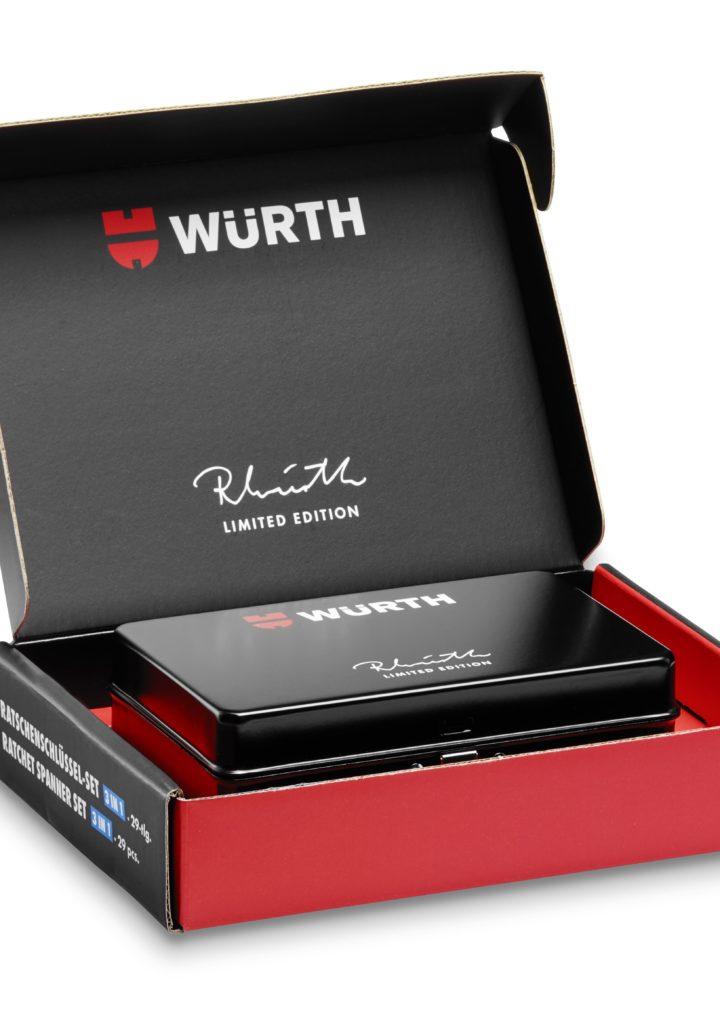 Wyjątkowa edycja limitowanych narzędzi Würth