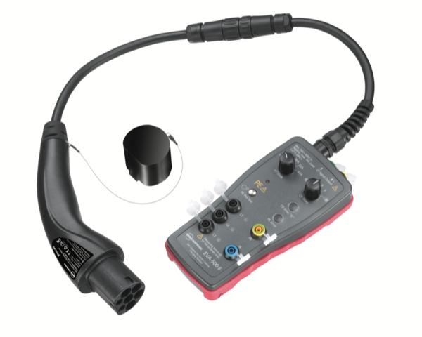Ultradźwiękowe detektory wycieków ULD-400-EU i adaptery do stacji ładowania pojazdów elektrycznych w wiosennej kampanii Beha-Amprobe
