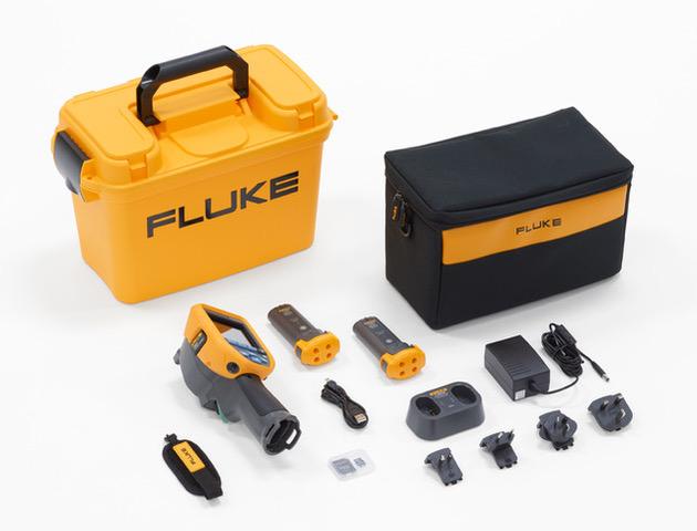 Fluke wprowadza na polski rynek kamerę termowizyjną TiS60+