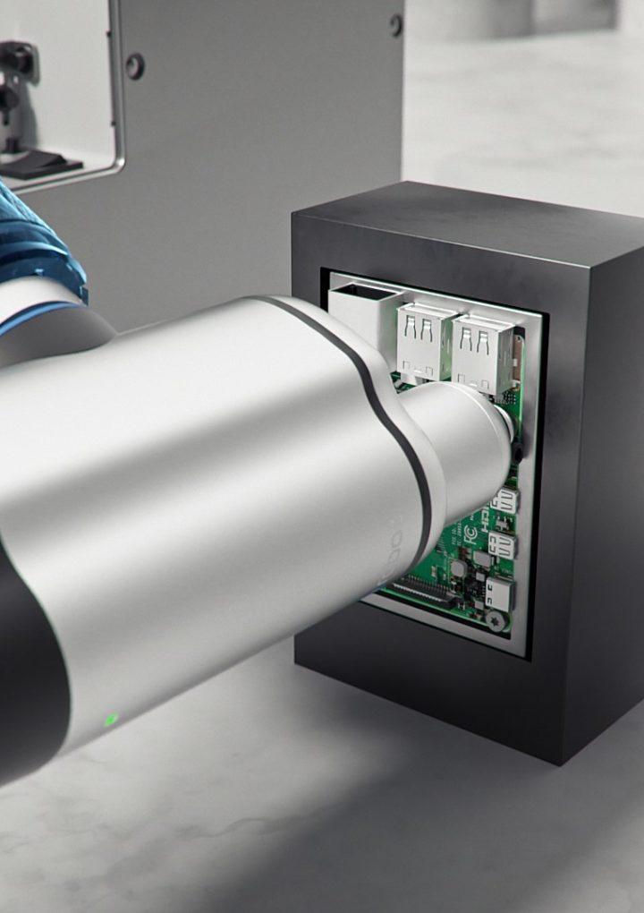 OnRobot przestawia kompletny, inteligentny wkrętak typu Plug-and-Play do szybkiego, łatwego i elastycznego wdrożenia
